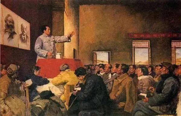 百年党史百人诵 龙华建设在行动【15】 加强党的建设、推进马克思主义中国化和开展整风运动