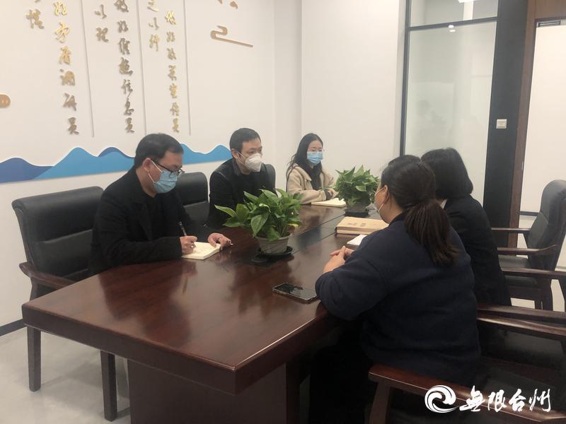 """短短3个月 几百人在台州湾新区矛调中心""""握手言和"""""""