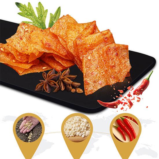 市场火爆!食为先豆皮系列,带你抢占休闲食品市场!