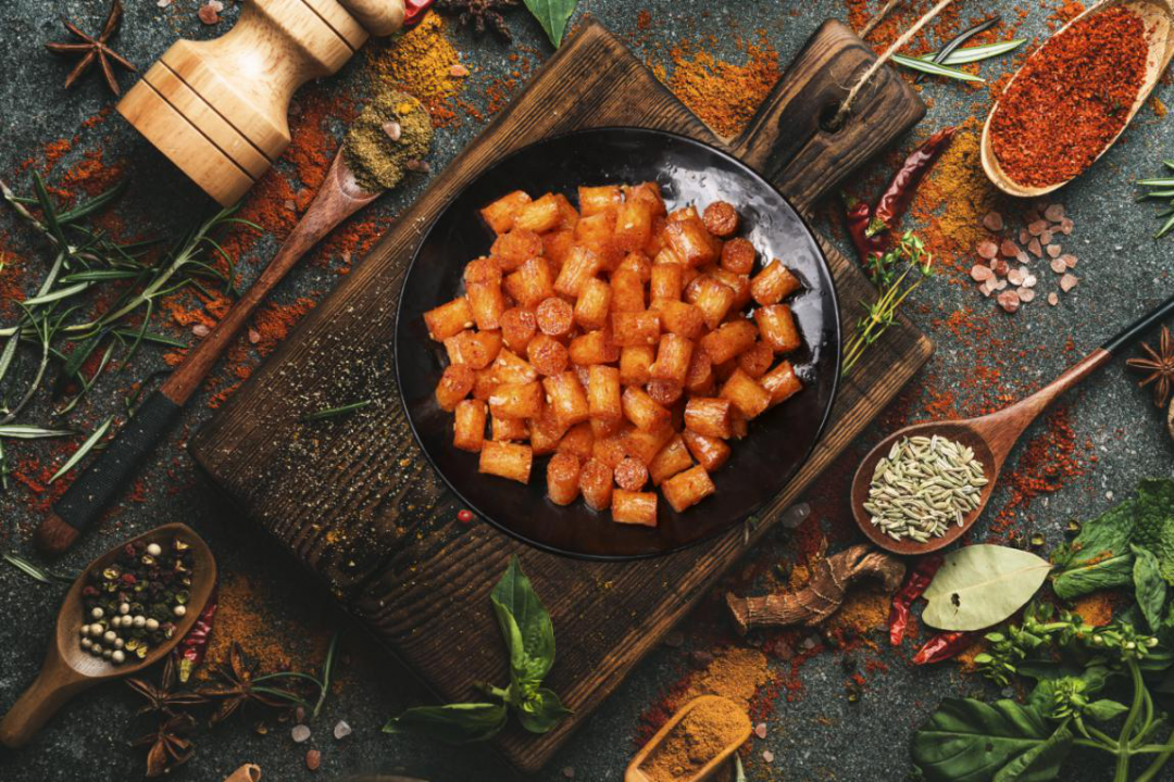 小零食有大魅力 食为先辣条系列 引爆市场销量!