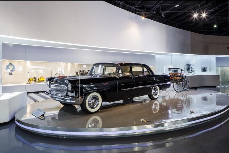 【嘉定区】嘉定安亭 | 预售《上海汽车博物馆》单人票39元