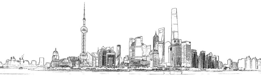 摄图网_500415508_wx_上海外滩素描(企业商用).jpg