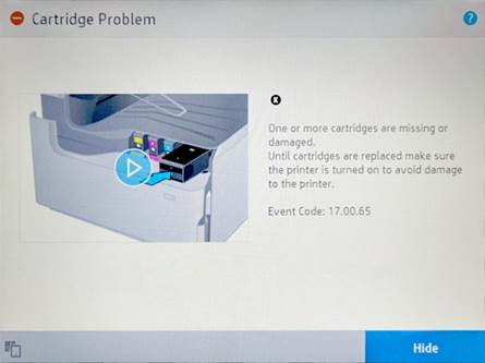 Zhono OffersSolutions for Clearing Printer Message Prompts