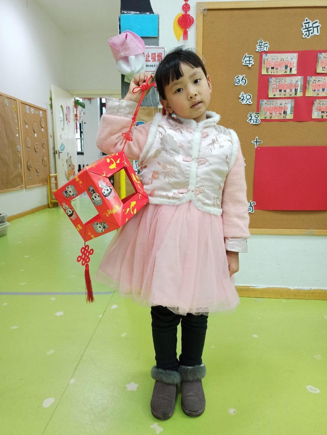 金梅报春来,喜乐闹元宵---爱尼尔幼儿园元宵庆祝主题活动