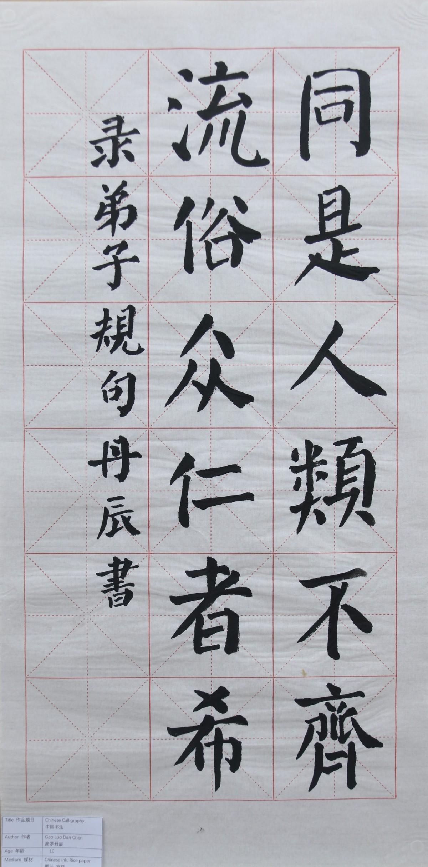 书法 高罗丹辰 10.JPG