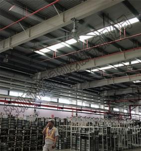 厂房工业大风扇