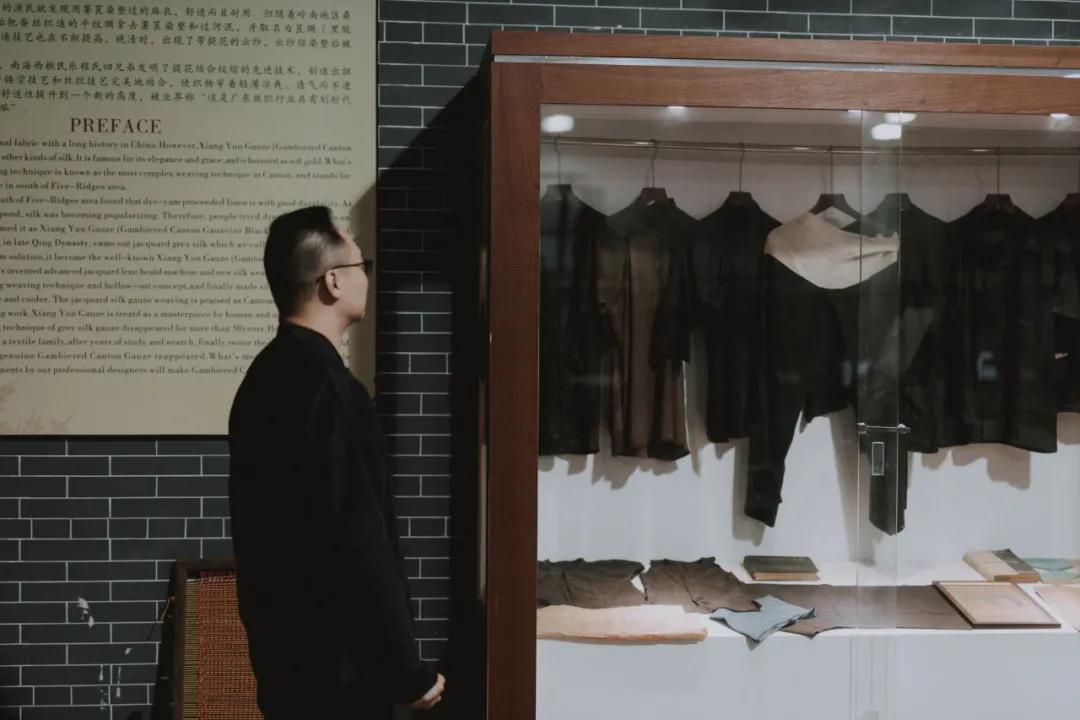 格莱茨瓷砖文化馆陈嘉君现场参观一瞥