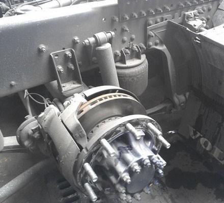 卡车制动系统